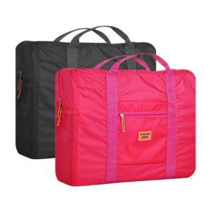 b2ba48d60f84 Foldable Travel Duffel Bag 20′′ Lightweight Hang Bag Waterproof Travel  Luggage Bag