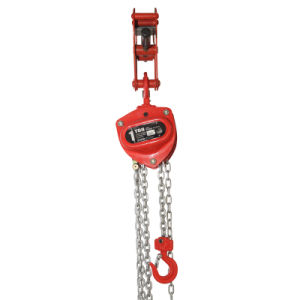 1t Lifting Tool Hand Hoist Chain Block pictures & photos