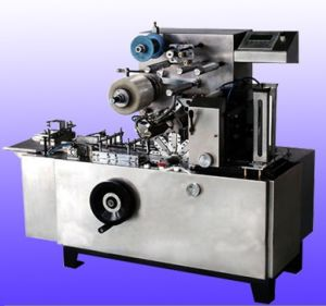 Transparent Film 3D Packing Machine (RKB-2007IIA Series)