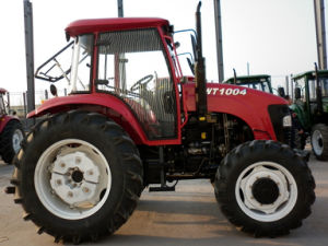 100HP 120HP 4WD 4X4 Competitive Price High Quality Made in China Farm Tractor pictures & photos