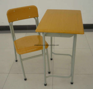 School Desk and Chair (SH0802)