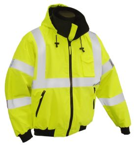 100% Polyester Safety Reflective Waterproof Sweat Shirt Jacket pictures & photos