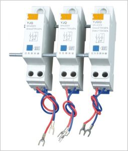 Mini Circuit Breaker (MCB) Shunt Under Voltage and Over Voltage Release