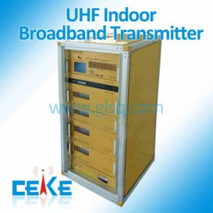 Terrestrial Digital TV UHF Indoor Wide-Band Frequency Transmitter (CKUB-T800)