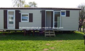 Comfortable Living Modular/Mobile/Prefabricated/Prefab House pictures & photos