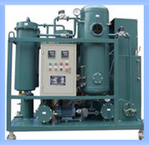 Vacuum Turbine Oil Purifier (ZJC)
