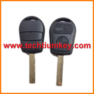 2 Track Blade 3 Button Remote Key Blank Case Shell For Bmw E46 E39 E36 E34 X5 E30 X1 X6 E38 X3 M5 E32 Remote Key Case Shell