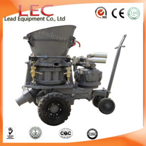 Lz-5A Air Motor Drive Mining Used Anti-Explosion Concrete Gunning Machine pictures & photos