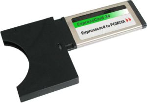 32 Bit Cardbus Host Adapter into ExpressCard Notebook