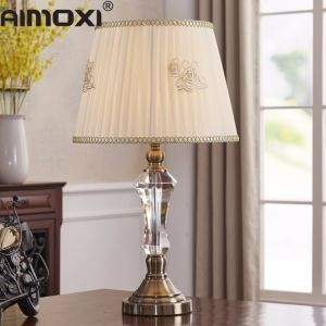 Crystal Table Lamp/Table Lamp