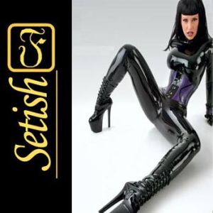 China Latex Catsuit (pd001a) - China Latex Costumes 49b03ffca