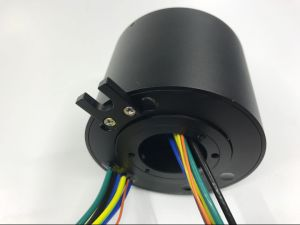 Perfect Through Hole Slip Ring for Revolve Door pictures & photos