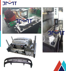 China Custom All Kinds of Auto Plastic Car Bumper Injection Mould