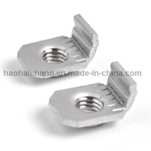 Custom Nonstandard Stainless Steel Threaded Cable Terminals