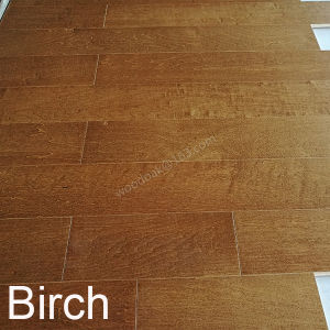 Engineered Birch Wood Flooring with 12mm /15mm Thickness