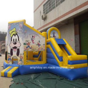 Inflatable Golf Cactus Bounce House Jumping Castlte Bouncers