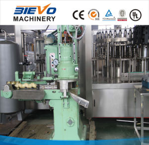 High Quality Juice Beverage Can Filling Sealing Machine pictures & photos