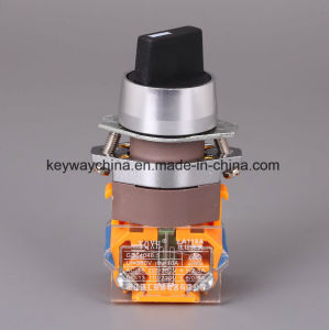 Rotary Push Button Switch with La118aseries pictures & photos