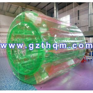 TPU Water Roller Zorb Inflatable Rolling Ball/Inflatable Water Park Indoor Rolling Ball pictures & photos