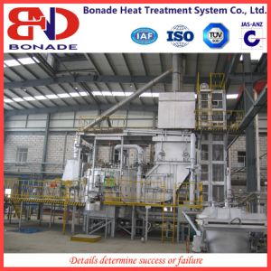 Centralized Aluminum Melting Furnace for Melting Aluminum pictures & photos