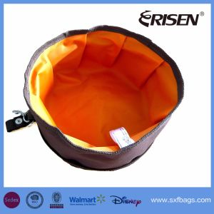 Portable Collapsible Food & Water Bowl for Pet pictures & photos