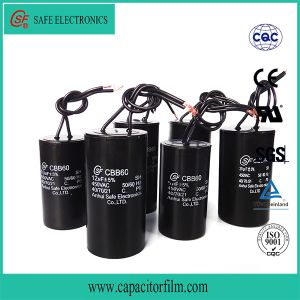 High Quality Cbb60 Capacitor for Fan pictures & photos