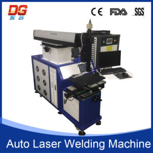 Four Axis Auto 200W Laser Welding CNC Machine