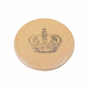Printed Logo Cork Coaster for Cups