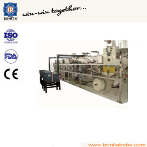 High Quality Diaper Machine with Automatic Configuration