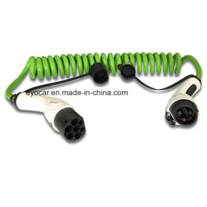 Mode 3 Charing Cable Type2 Male to Type 1 Female