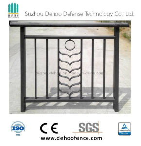 fashion Steel Balcony Railing with Akzo Nobel Epoxy Powder Spray Painting pictures & photos