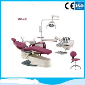 Integral Dental Equipment Unit Chair with Nine Memories