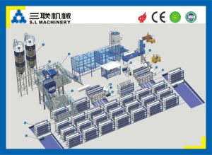 Light Weight EPS Wall Panel Machine for Sale
