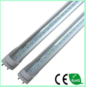 2017 T8 LED Glass Tube 24W 1.5m Lenghth SMD 2835 6W-40W 140lm/W High Lumens AC85-277V for Residential Lighting 3 Years Warranty pictures & photos