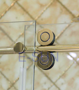 Popular Design Stainless Steel Sliding Shower Room (SR-031) pictures & photos