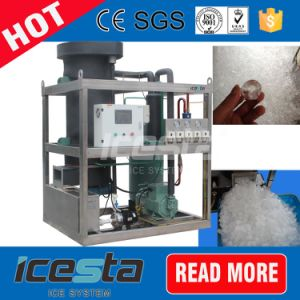 25tons/Day Tube Ice Machine Philippines Tube Ice Machine Price pictures & photos