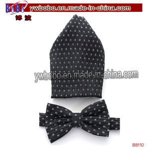 Party Items Knitted Bowtie Party Silk Necktie Party Decoration (B8110) pictures & photos