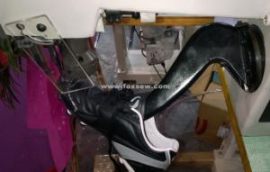 Stitching Machines for Innersoles pictures & photos