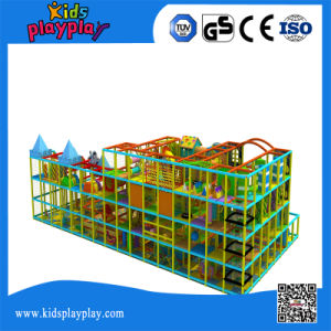 High Strength Simple Toddler Party Eco-Friendly Health Indoor Playground for Kids Indoor Play Area pictures & photos