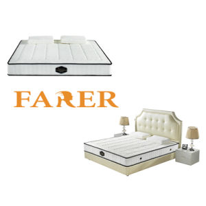 Bedroom Natural Latex Foam Mattress for Sale