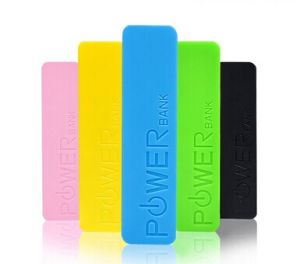 Perfume Keychain Mobile 1800/2200/2600mAh Power Bank