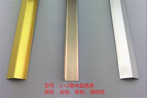 Angle Mill Finish Aluminium Profile