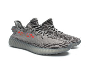 huge discount 7388f b05d6 Sply-350 of Yeezy 350 Boost V2 Grey and Orange Color Sports Shoes