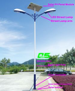 WPSRR-8603 3~15m Municipal Road Hot DIP Galvanized Steet Light Pole style pictures & photos