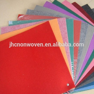 Polyester Nonwoven Adhesive Needle Felt Craft Fabric Stickers