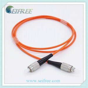 FC to FC Fibre Optic Patch Cord Cable Multimode pictures & photos
