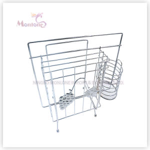 Kitchen Shelf Storage Rack Metal Steel Kitchen Rack pictures & photos