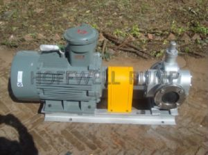 YCB Hydraulic Gear Oil Pump (YCB20-0.6|) pictures & photos