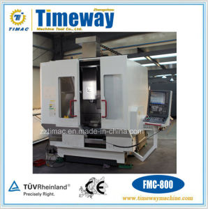 Vertical Five Axis Machining Center (CNC Machining Center) pictures & photos