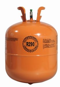 R290 High Purity Freon Gas Wholesale for Compressor